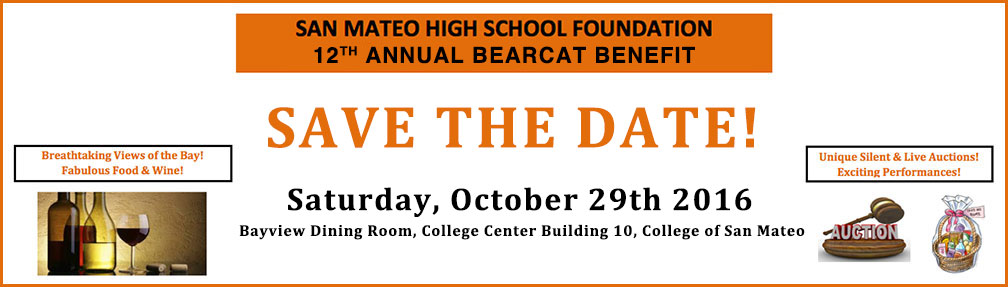 San Mateo High School Foundation Annual Fundraising Event